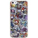 バンダイ 妖怪ウォッチ iPhone5c対応 キャラクタージャケット メダル YW-06C
