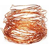 Coobpo,copper Wire Led String, USB Connector,Christmas Decorative Rope Fairy Strarry Lights For Bedroom Patio...