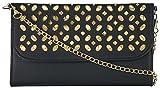 #4: Fantosy Women's Sling Bag (Black, FNSB-007)