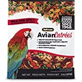 Zupreem Avian Entrees Wild and Spicy Parrot Food, 2-Pound