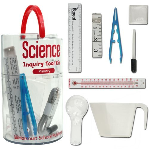 harcourt-science-primary-inquiry-tool-kit-9-piece