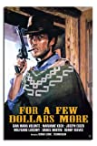 For A Few Dollars More Movie Poster - 91.5 x 61cms (36 x 24 Inches)