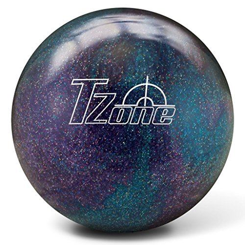 Brunswick T-Zone Deep Space Bowling Ball (8lbs) Sporting