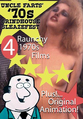 DVD : Uncle Farts 70s Grindhouse Sleazefest