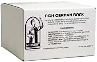 Homebrewing Kit: Rich German Bock w/ White Labs German Lager 830 by Midwest Homebrewing and Winemaking Supplies