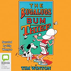 The Bugalugs Bum Thief Audiobook