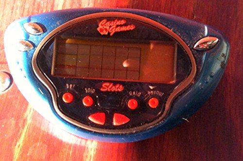 Hasbro Casino Games Slots Electronic Mini Game 2003 - 1