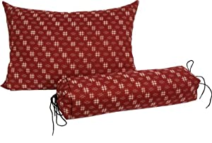Traditional Buckwheat Pillow : Amazon.com - J-Life Buckwheat Hull Pillow - Japanese Soba Gara Makura - Rectangular 13