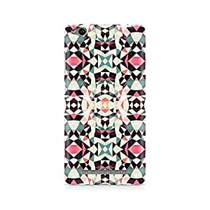Ebby Fusion Symmetry Premium Printed Case For Xiaomi Redmi 3s
