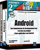 Serge Ungar Android - coffret de 2 livres- Des fondamentaux du développement Java à la mise en pratique d'une application sous Android