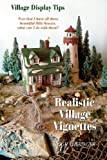 img - for Realistic Village Vignettes: Now that I have all these beautiful little Houses, what can I do with them? book / textbook / text book