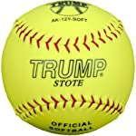 Trump® AK-12Y-SOFT 12 inch Youth Training Softball (Sold in Dozens)