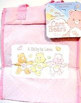Care Bears Mini Diaper Tote(pink)