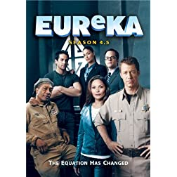 Eureka: Season 4.5