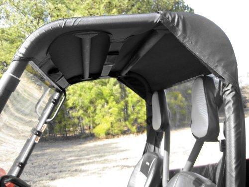 Seizmik MId Size Polaris Ranger Soft Top & Back Panel 18045
