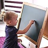 Relaxdays-Kindertafel-khenverstellbar-H-x-B-x-T-ca-93-x-565-x-565-cm-magnetische-Kreidetafel-in-grn-als-Spieltafel-fr-Schreibbungen-als-praktisches-Geschenk-fr-Kinder-fr-in-der-Schule-grn