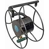 Yard Butler SRWM-180 Wall-Mounted Hose Reel