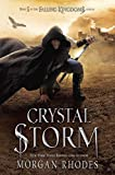 img - for Crystal Storm: A Falling Kingdoms Novel book / textbook / text book
