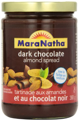 Maranatha Dark Chocolate Almond Spread