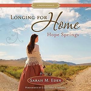 Hope Springs Audiobook