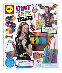 ALEX® Toys - Do-it-Yourself Wear! Duct Tape Party 769X