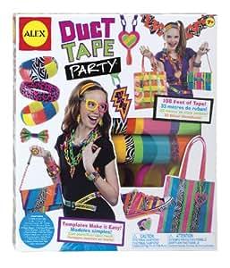 Alex Toys Alex Toys Duct Tape Party