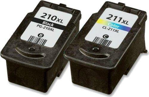 HouseOfToners 2pk HP 60 Black Color Replacement