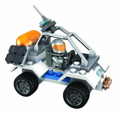 Mega Bloks Blok Squad Alpha Rover 2431