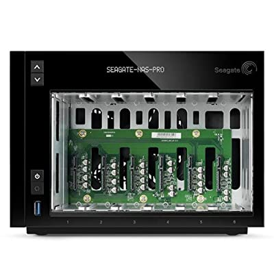 Seagate NAS Pro Diskless Network Attached Storage Drive (STDD100)-p