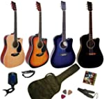 PACK GUITARE Electro-acoustique, Acco...