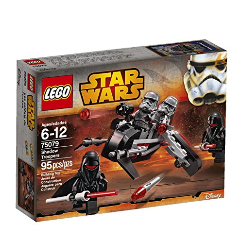 LEGO Star Wars Shadow Troopers - 1