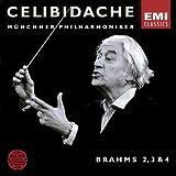 Brahms: Symphonies Nos. 2, 3, & 4 ~ Celibidache