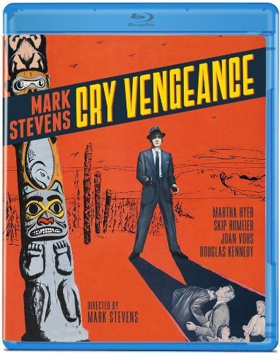Cry Vengeance [Blu-ray] by Olive Films