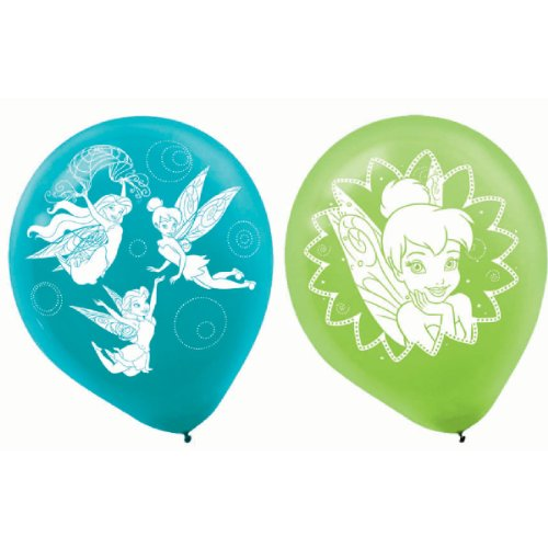 Princess & The Frog Latex Balloons