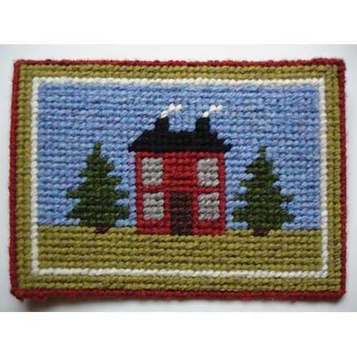 Harrisville Designs Needlepoint Sampler
