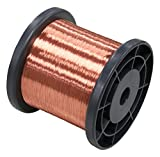 協和ハーモネット エナメル線(2種ポリウレタン銅線) 500g 2UEW 0.26mm 500g