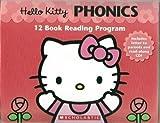 Hello Kitty Phonics Boxed Set: 12 Book Reading Program (12 Books and Audio CD)