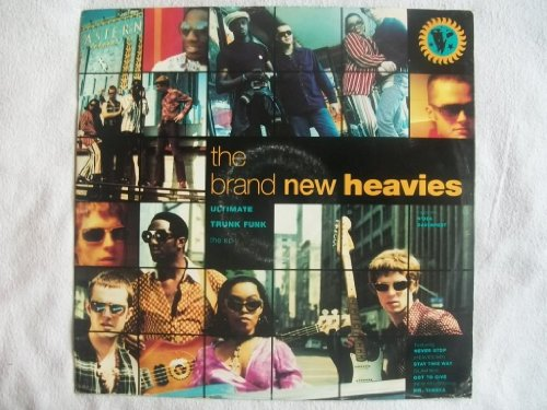 Brand New Heavies - Ultimate Trunk Funk(The Ep) - Zortam Music