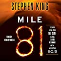 Mile 81 (       UNABRIDGED) by Stephen King Narrated by Edward Herrmann, Thomas Sadoski