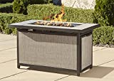 Cosco-Outdoor-Serene-Ridge-Aluminum-Propane-Gas-Fire-Pit-Table-with-Lid-Rectangular-Dark-Brown