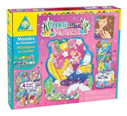 The Orb Factory Sticky Mosaics Ocean Princess [Toy]