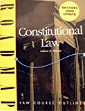 Constitutional Law (Roadmap Law Course Outlines)