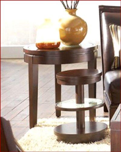 Cheap Najarian Furniture Georgio Nesting End Table NA-GEET (B004X7ZU3S)