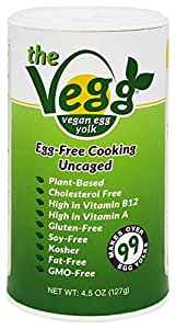 THE VEGG - VEGAN EGG YOLK (127G)