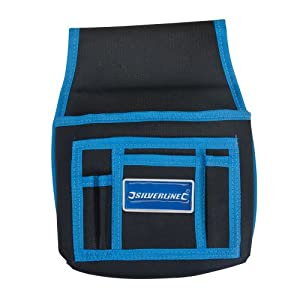 Silverline 793796 Electricians Tool Pouch 220 x 270mm
