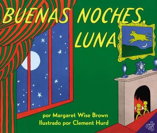 Goodnight Moon / Buenas Noches, Luna (Spanish Edition) (Goodnight Canada compare prices)