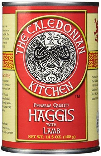 Caledonian Kitchen Haggis with Lamb ,14.5 OZ