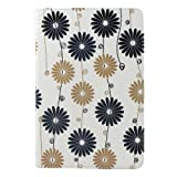CaseGuru Dandelion Flower Print Entertainment Case Cover Featuring Smart Sensor Auto Wake/Sleep Function, Magnetic Snap Closure & Viewing Stand Feature for Apple iPad 4 iPad Retina iPad 3 iPad 2 (Ipad 2/3/4 - Dandelion flowers)