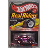 Hot Wheels Real Riders Evil Weevil Series 7 PINK 3/6 VW Bug 1:64 Scale Collectible Die Cast Car