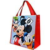 Disney Mickey Mouse Donald Duck Goofy Resuable Tote Bag